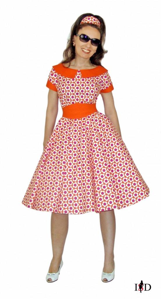 Petticoat-Kleid