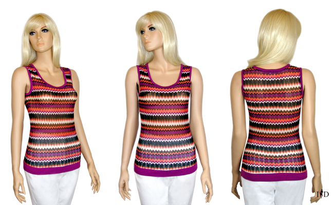 missoni look top