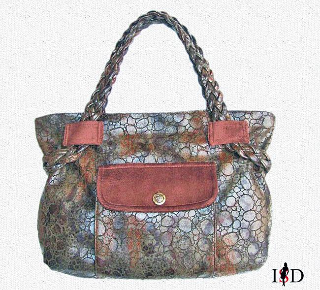 kroko-ledertasche