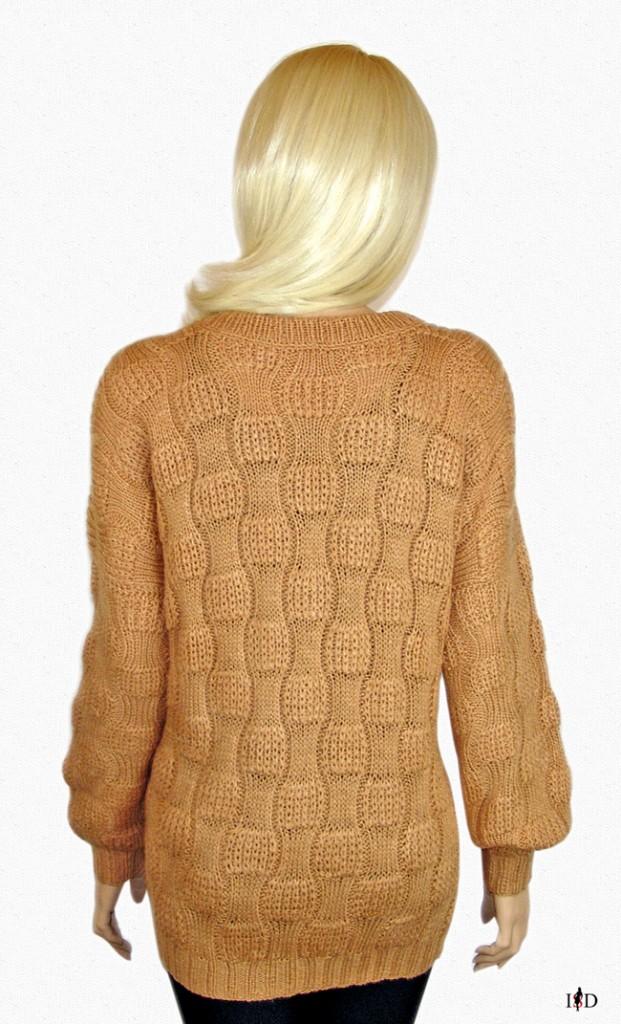 patentmuster pullover