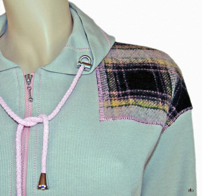sweat sweater kapuze