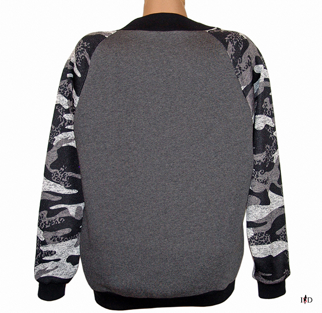 herren sweater military