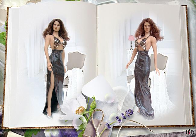 phicen kleidung designer abendkleid