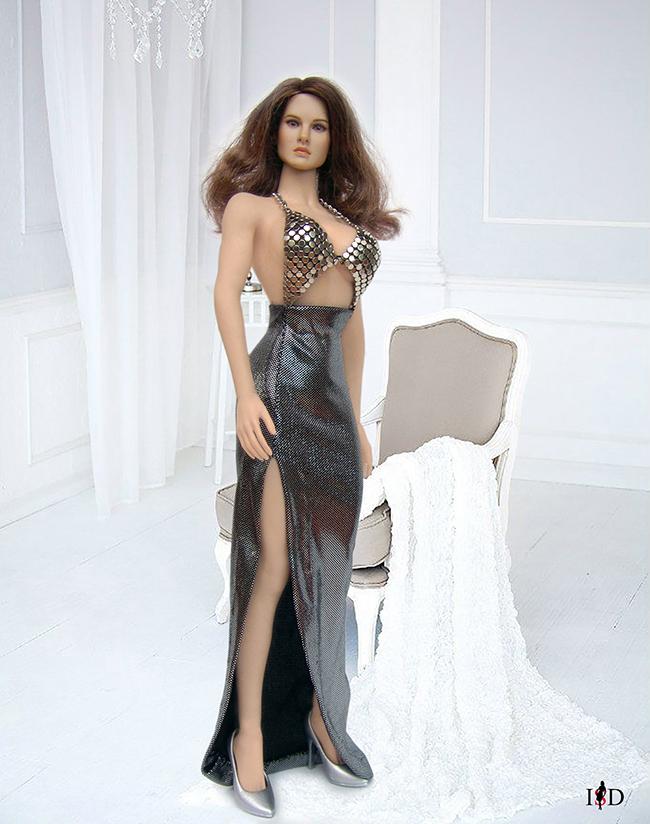 Phicen Kleidung Abendkleid