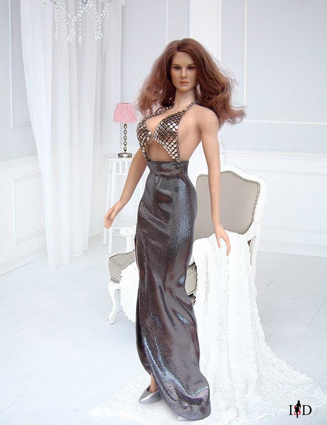 Phicen tbleague Kleidung Abendkleid